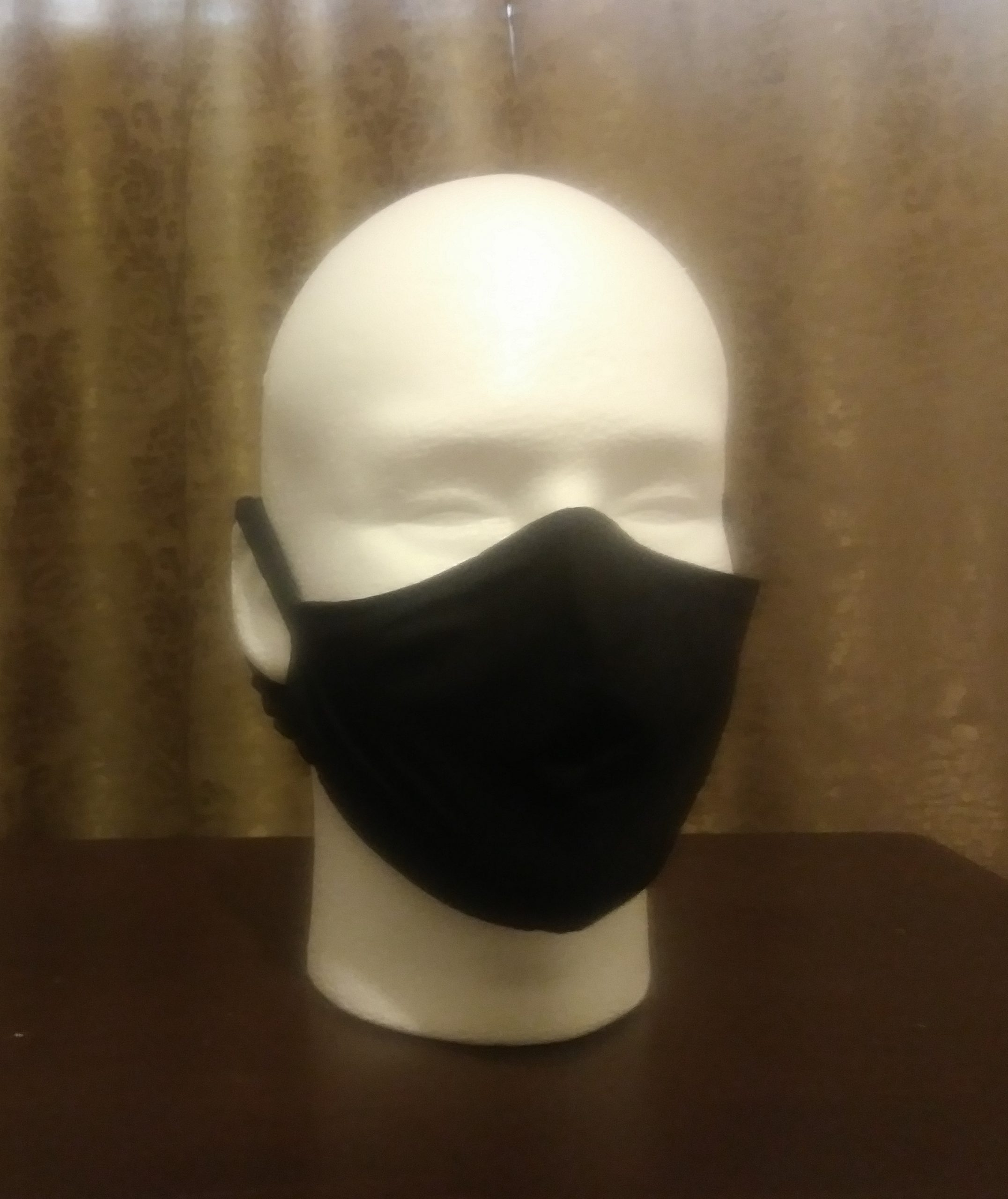 Small Face Mask, black